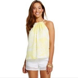 Lilly Pulitzer for Target Pineapple Print Tank